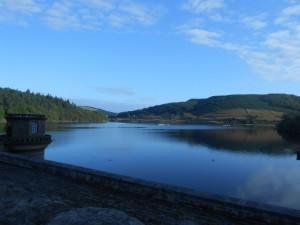 Ladybower Reservoir, Upper Derwent Valley