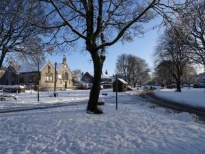 Litton in the snow