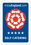 Visit England Five Star Self Catering