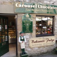 The Bakewell Pudding shop