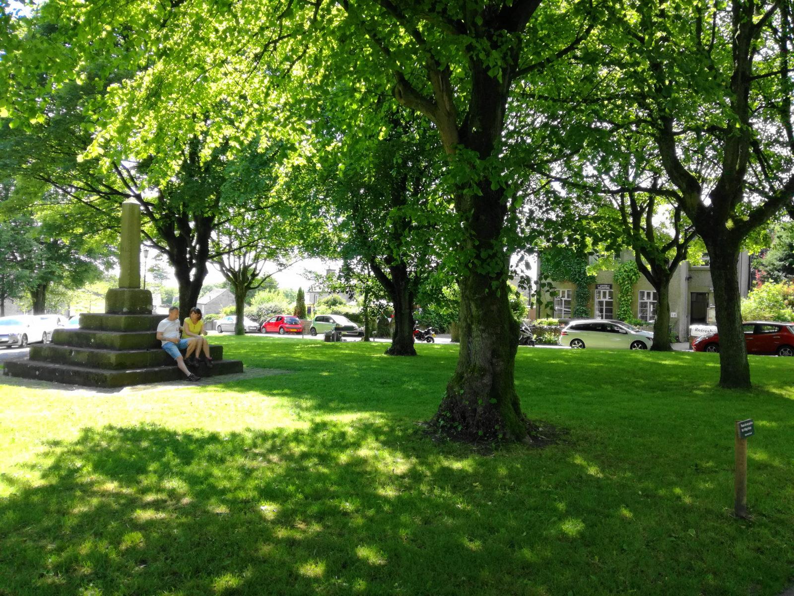 Litton Village Green - Peak District - Derbyshire