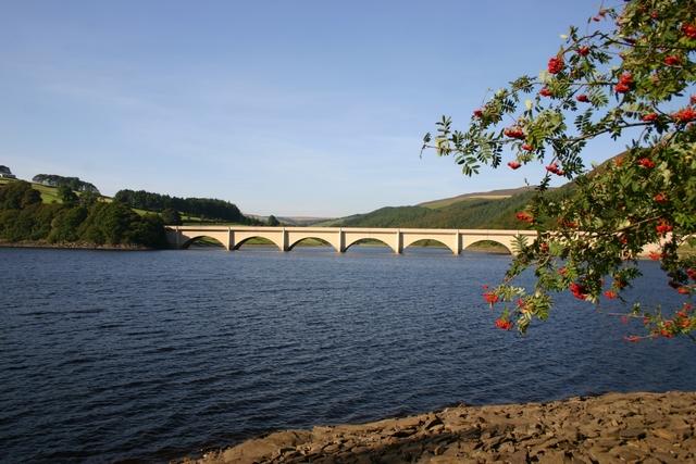 Ladybower Reservoir - Derwent Reservoirs Circuit