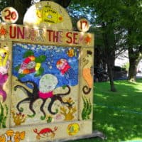 2017 Litton Children's Well Dressing