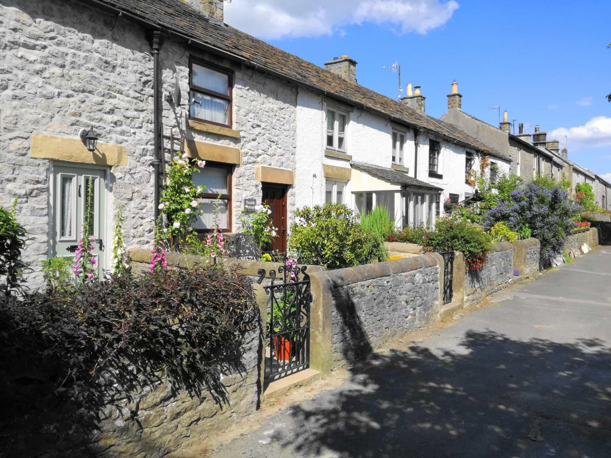 Old Litton Cottages