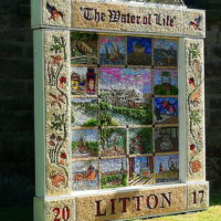 Pic 2017 Litton well dressing