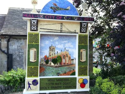 Tideswell celebrate Hull City of Culture